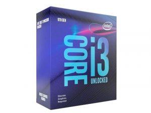 Chip Intel i3 9100F