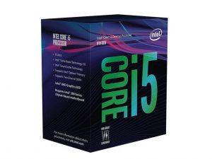 Chip intel i5 9400F
