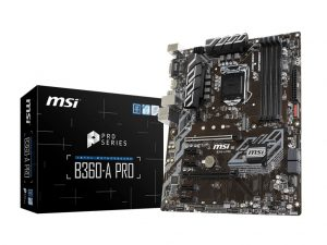 Main MSI B360 Pro
