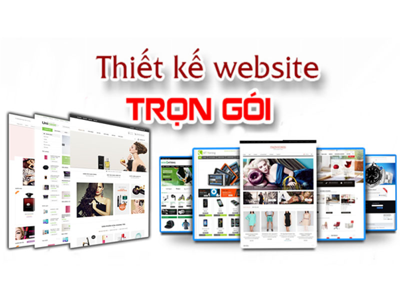 Dịch vụ thiết kế Website giá rẻ